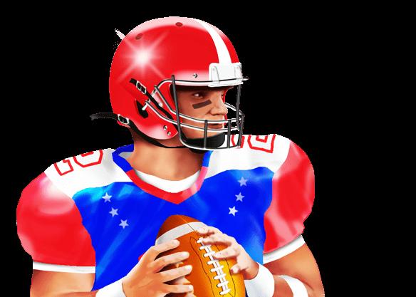 Quarterback - left image