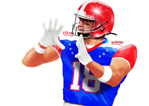 Quarterback - right image