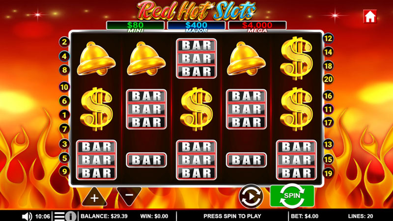 Red Hot Slots - gallery image_0