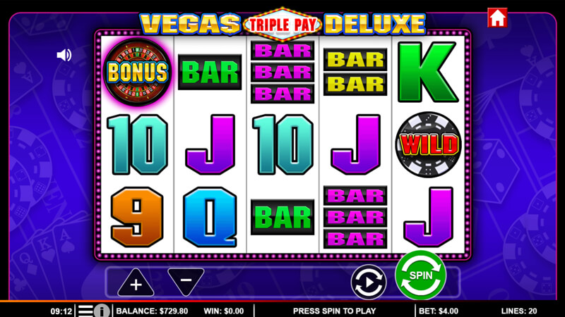 Vegas Triple Pay Deluxe - gallery image_0