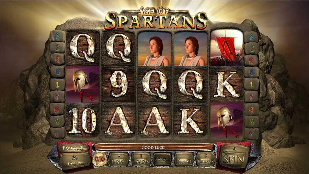 Age Of Spartans - gallery image_0