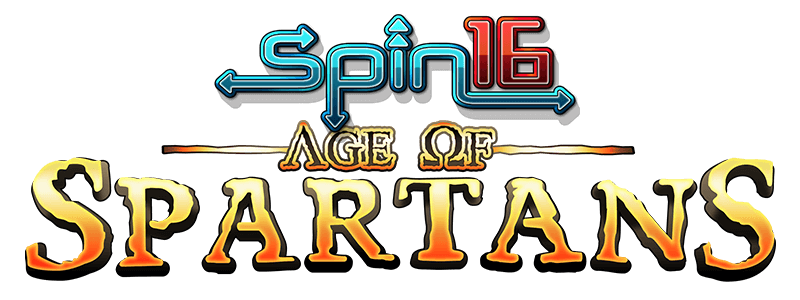 Age of Spartans Spin16 - logo