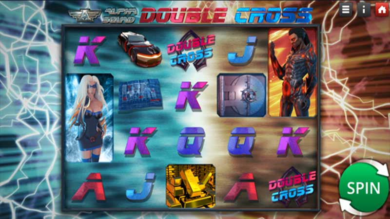 Alpha Squad Double Cross - gallery image_0