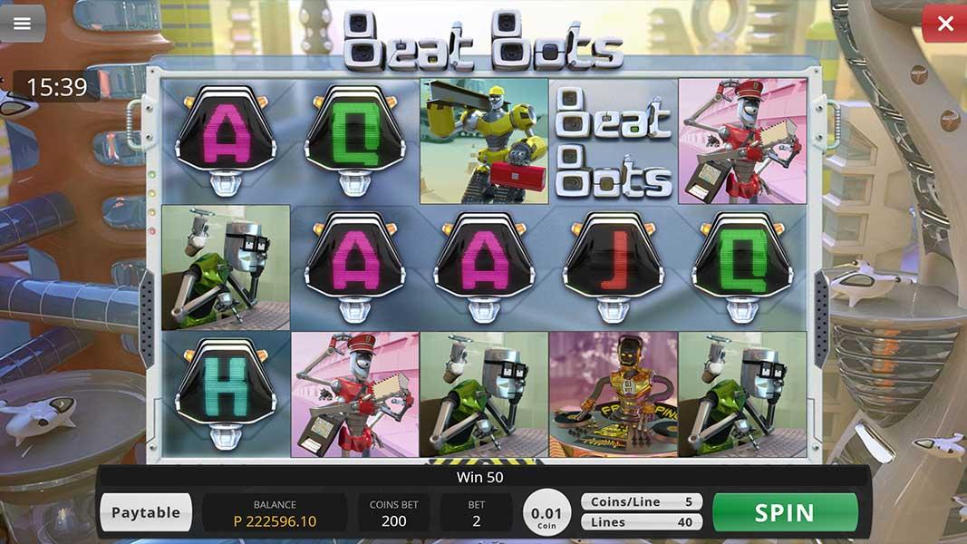 Beat Bots - gallery image_0