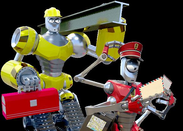 Beat Bots - left image