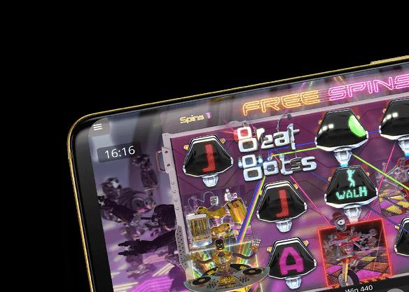 Beat Bots - right image