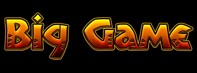 Big Game - logo