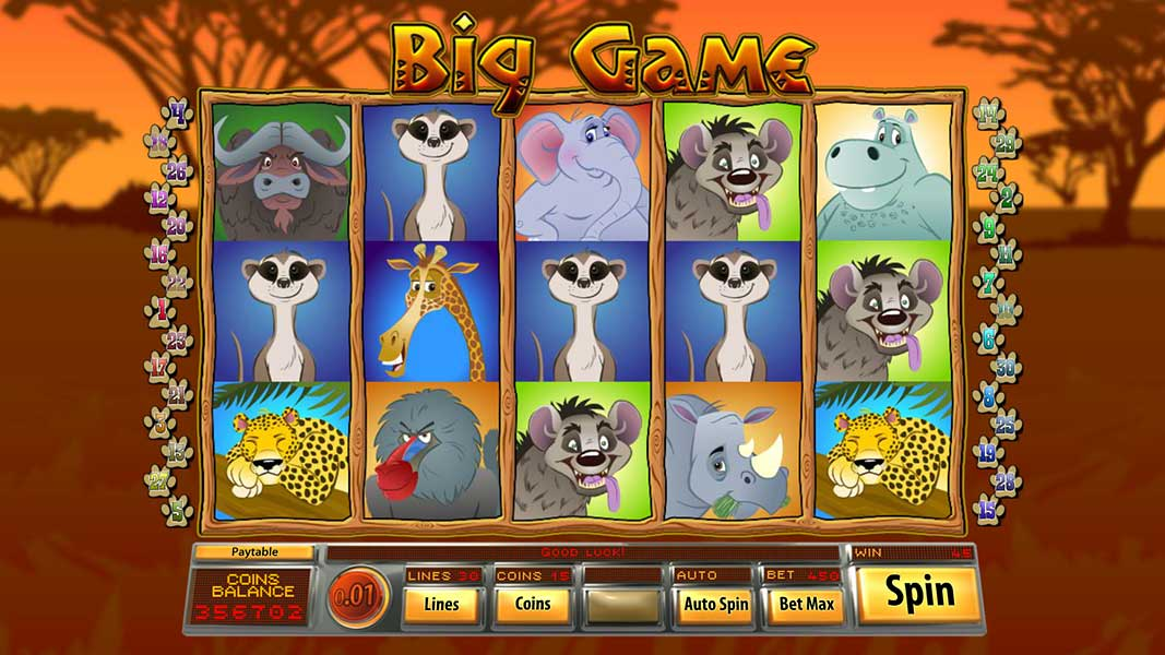 Big Game - gallery image_0