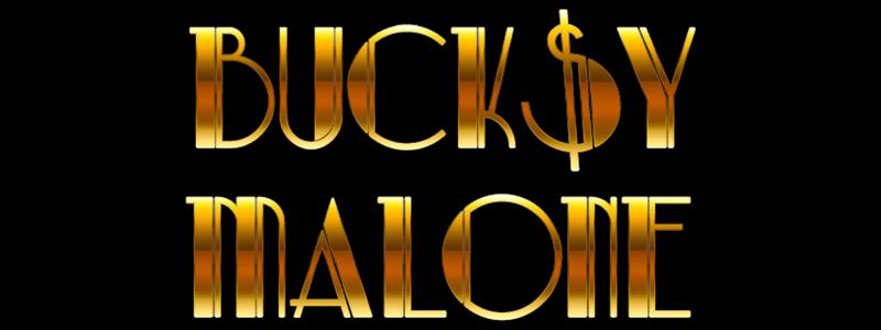 Bucksy Malone - logo