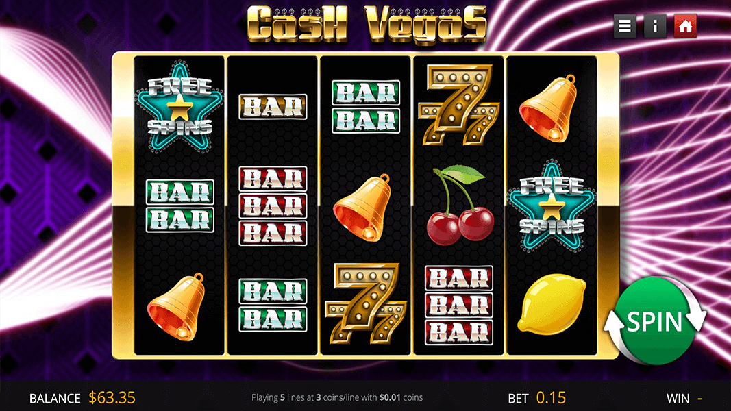 Cash Vegas - gallery image_0