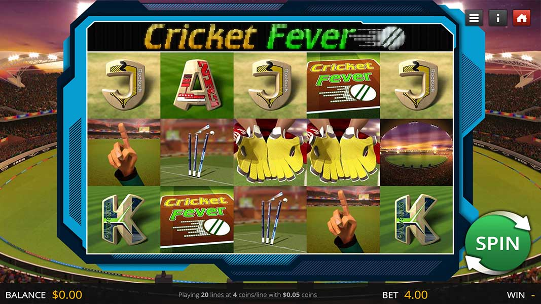 Cricket Fever - gallery image_0