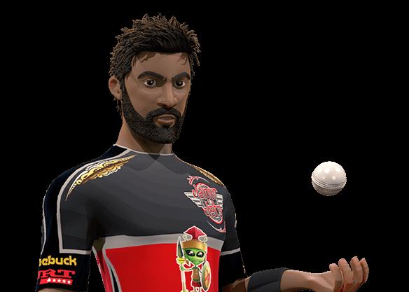 Cricket Fever - left image