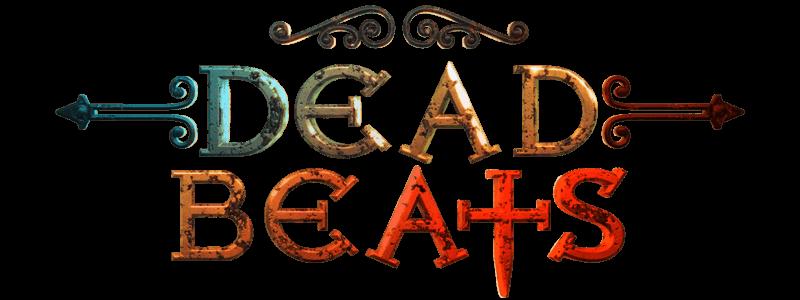 Dead Beats - logo