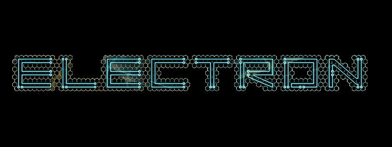Electron - logo