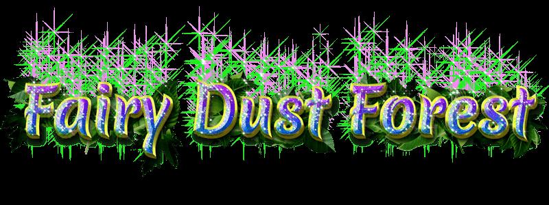 Fairy Dust Forest - logo