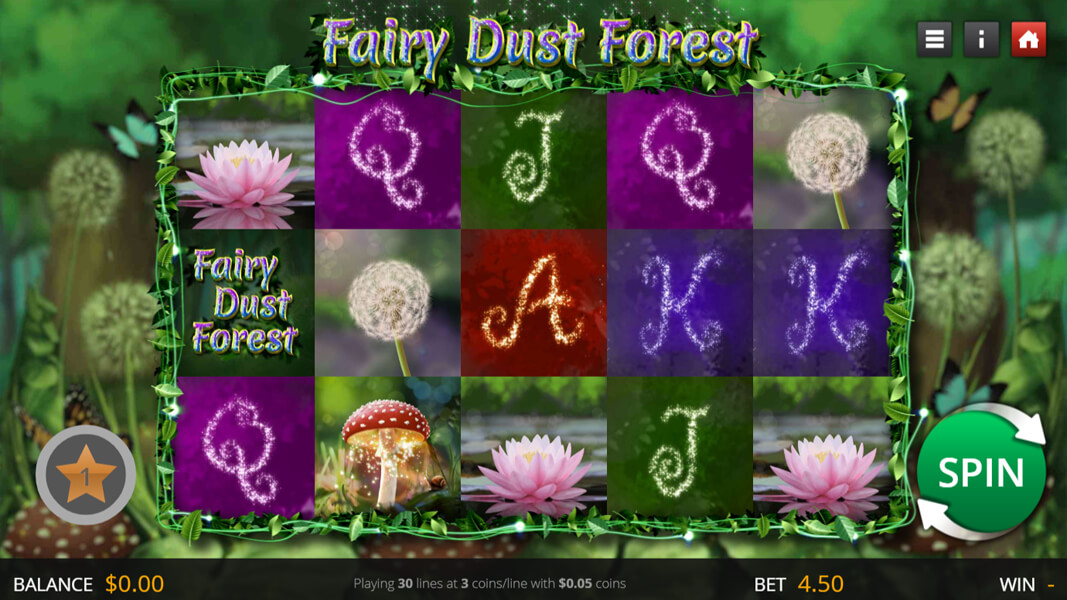 Fairy Dust Forest - gallery image_0