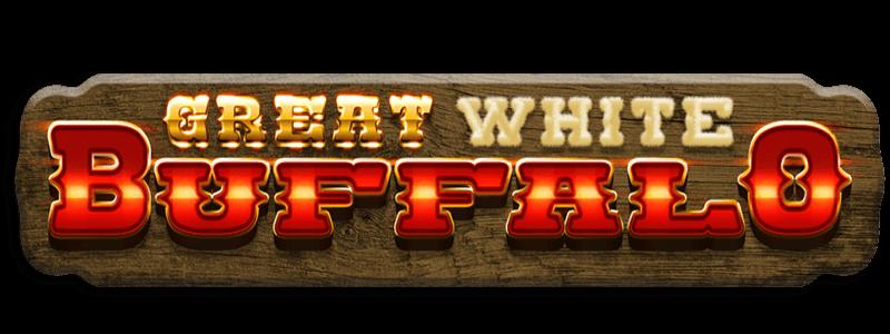 Great White Buffalo - logo