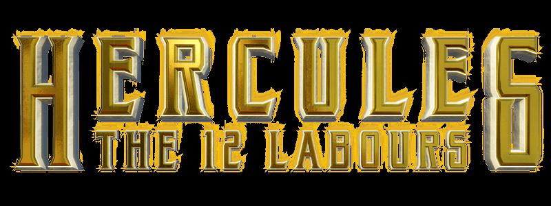 Hercules The 12 Labours - logo