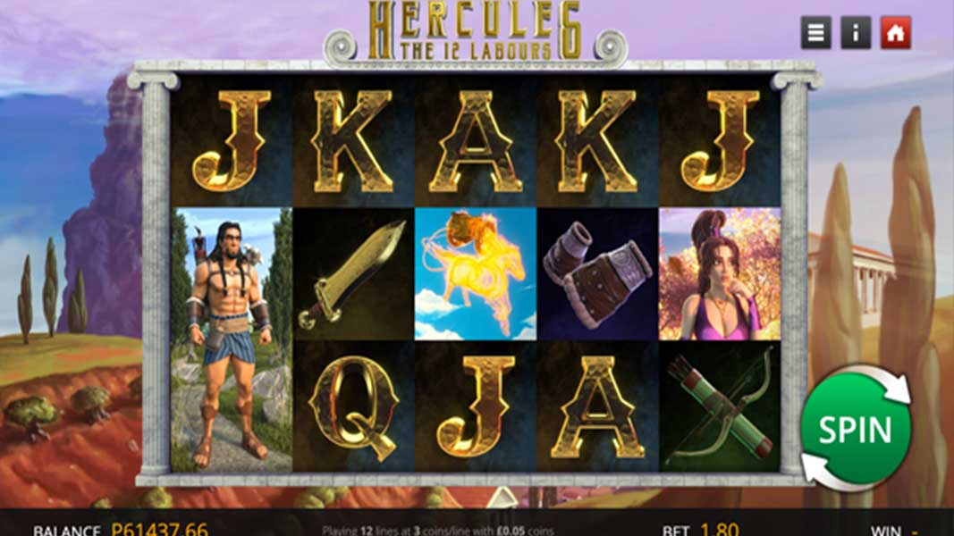 Hercules The 12 Labours - gallery image_0