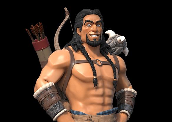 Hercules The 12 Labours - left image