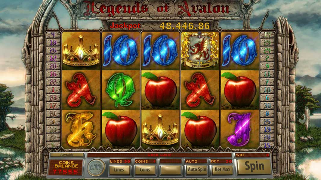 Legends Of Avalon - gallery image_0