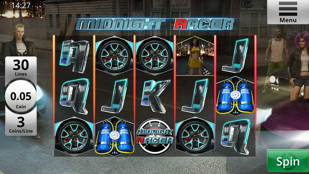 Midnight Racer - gallery image_0