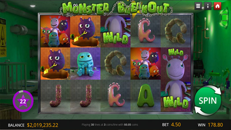 Monster Breakout - gallery image_0
