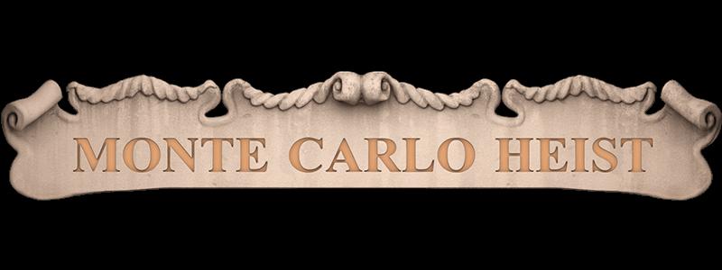Monte Carlo Heist - logo
