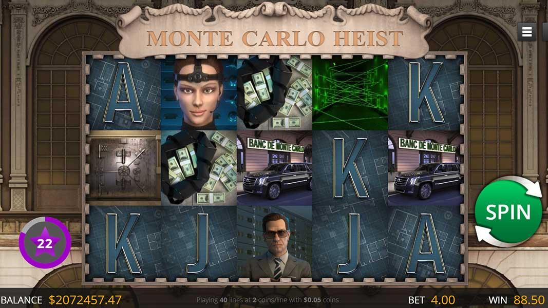 Monte Carlo Heist - gallery image_0