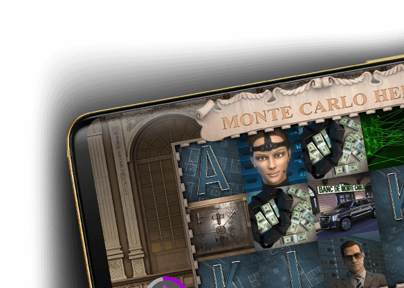 Monte Carlo Heist - right image