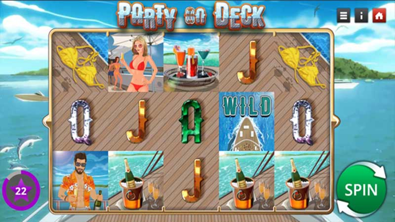 Party On Deck - gallery image_0
