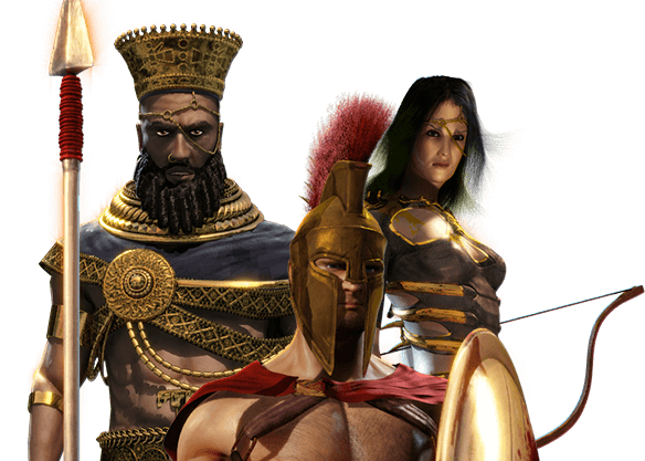 Rise Of Spartans - left image