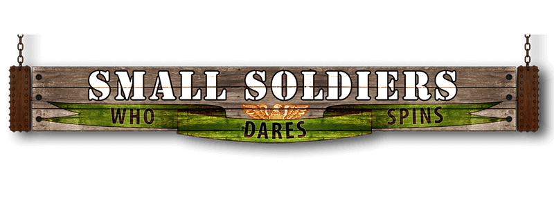 Small Soldiers - logo