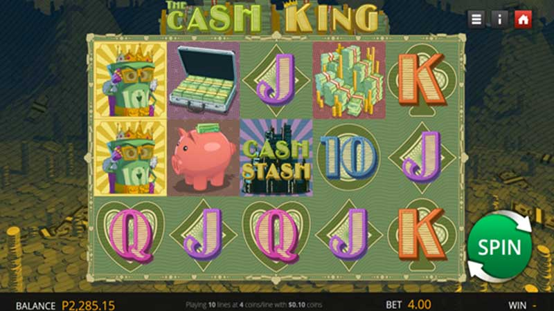 The Cash King - gallery image_0