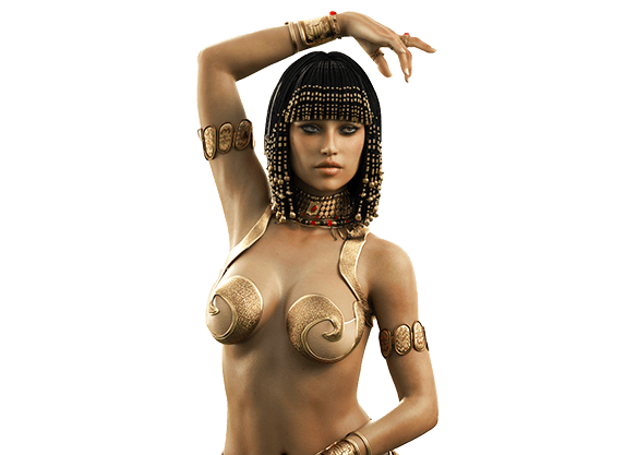 The Last Pharaoh - left image