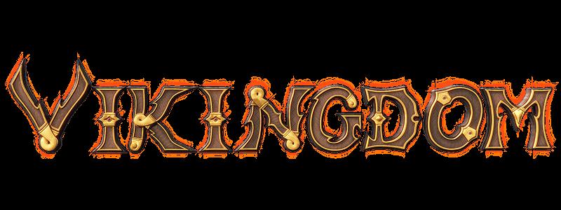 Vikingdom - logo