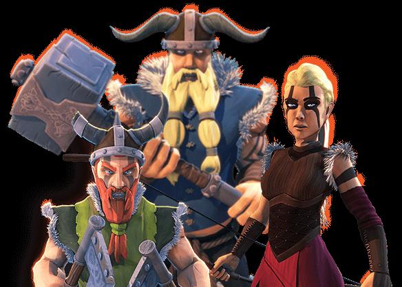 Vikingdom - left image