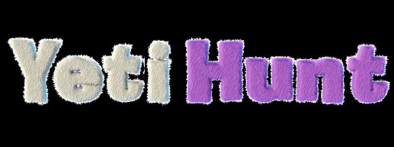 Yeti Hunt - logo