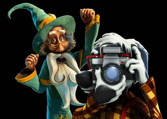 Slot Warriors - right image