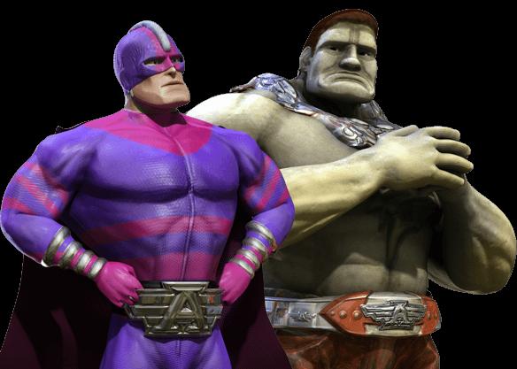Slot Warriors - left image